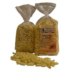 Pasta Secca Cavatelli gr. 500
