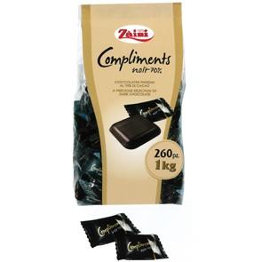 Compliments Zaini Noir kg 1 x 260 pz