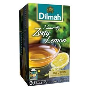 Infuso Dilmah Aromatico al Limone x 20 Filtri