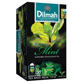 Tea Dilmah alla Menta x 20 Filtri