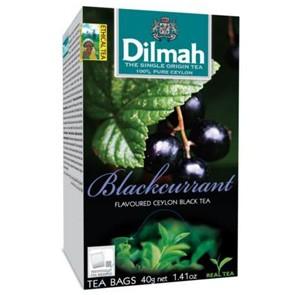 Tea Dilmah al Ribes Nero x 20 Filtri
