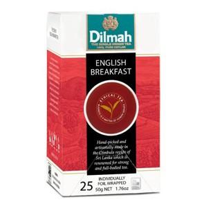 Tea Dilmah Classico x 25 Filtri