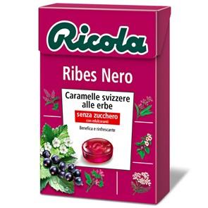 Ricola Ribes Nero x 20 pz