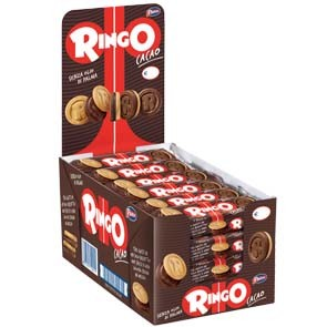 Ringo cacao gr. 55 x 24 pz
