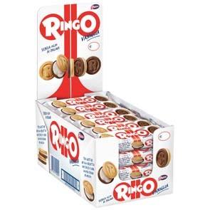 Ringo vaniglia gr. 55 x 24 pz