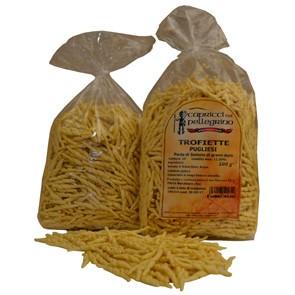 Pasta Secca Trofiette gr. 500