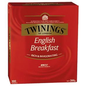 Twinings Tea Classico x 100 Filtri