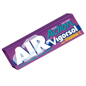 Vigorsol Air Ice-Cassis Stick x 40 pz