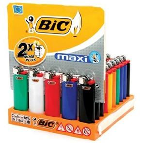 Accendini Maxi Bic x 50 pz