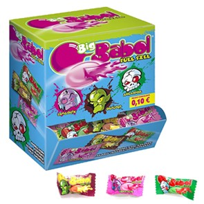Big Babol Full Fill Mono x 200 pz