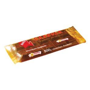 Block cioccolato fondente gr. 500
