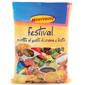 Caramelle Festival gr. 280 x 16 pz