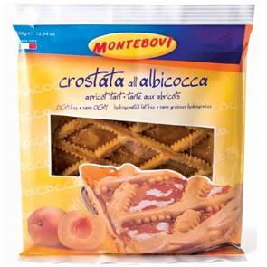 Crostata Montebovi gr. 350 x 14 pz