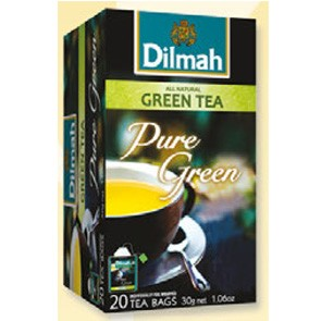 Tea Dilmah Verde x 20 Filtri