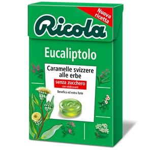 Ricola Eucaliptolo x 20 pz