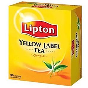 Tea Lipton Classico x 100 filtri