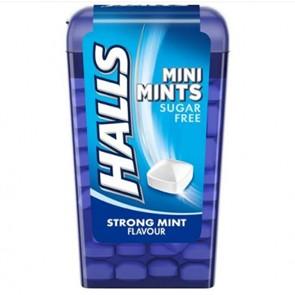 Halls Mini Mints x 12 pz