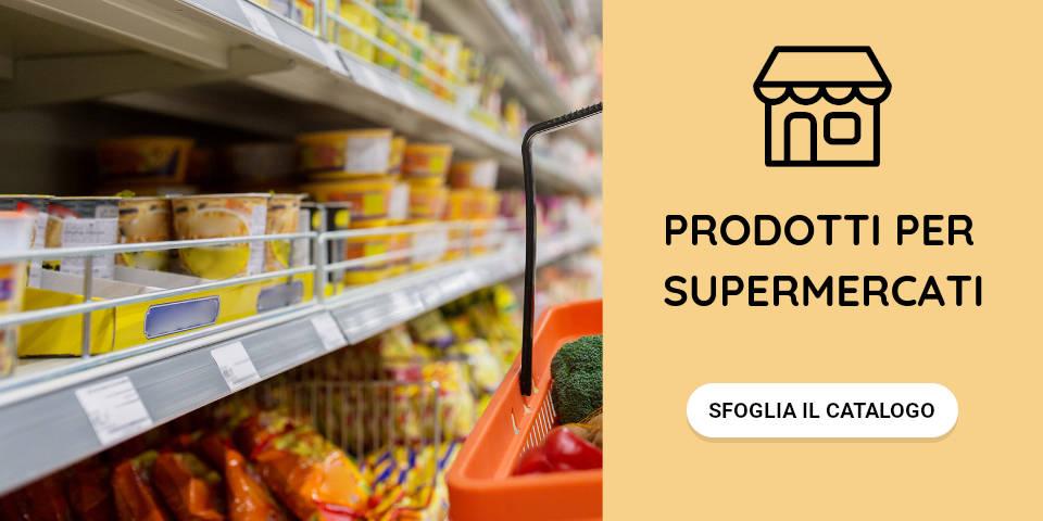 Prodotti per supermercati
